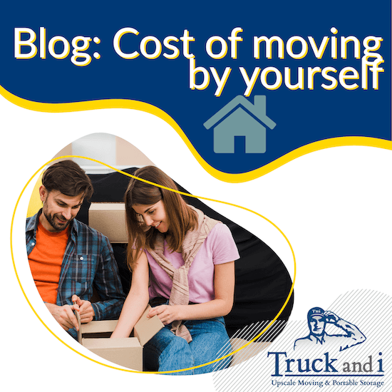 Cost of Moving by Yourself