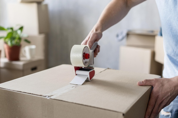 Packing Tips and Hacks, for Moving